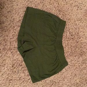 Jcrew canvas short